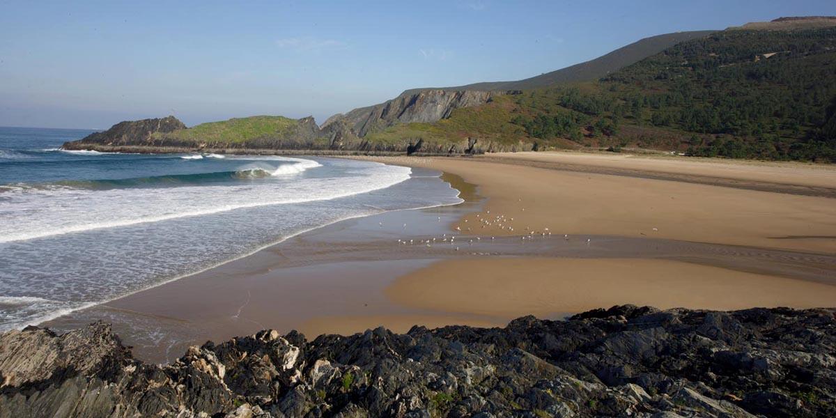 Praia de Esteiro (Mañón)