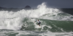 Surf Praia A Marosa (Burela)