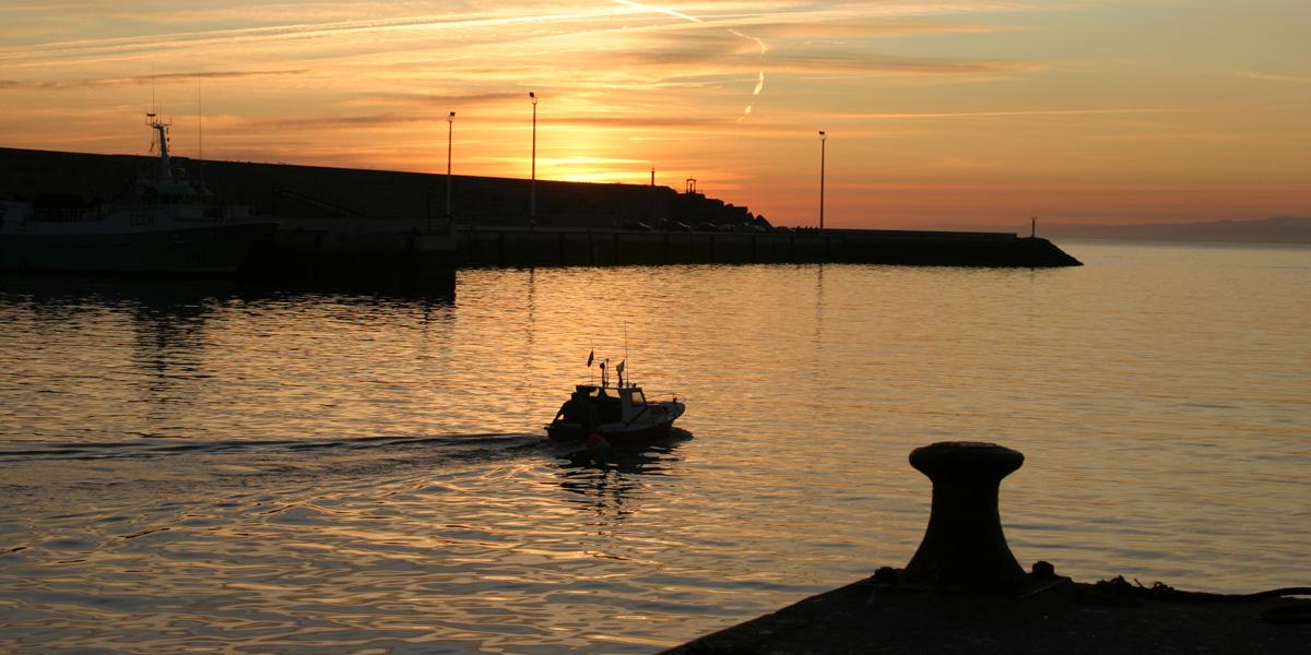Porto de Burela