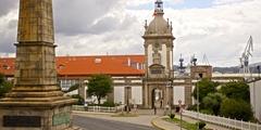 Porta do Dique (Ferrol)