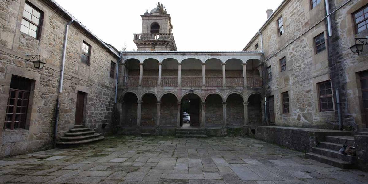 Mosteiro de Santa Catalina de Montefaro (Ares)