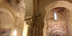 Basílica de San Martiño de Mondoñedo, interior (Foz)